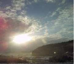 太陽が見たいよう