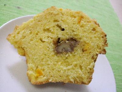 211019モミパン黒糖胡桃味噌マフィン4