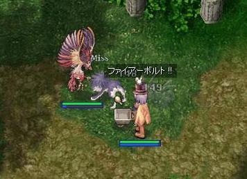 08/13 フェイ迷いの森2(ウルフMAP)