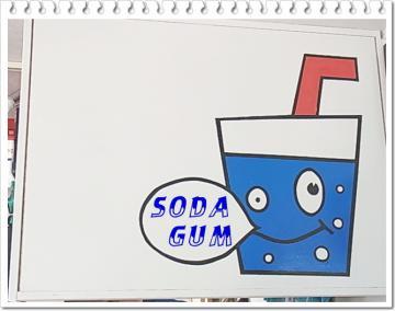 SODA GUM にて 2011.6.22 ①