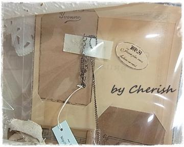 Cherish にて 2011.9.9 アップ