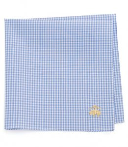 brooks brothers pocket square father christmas present