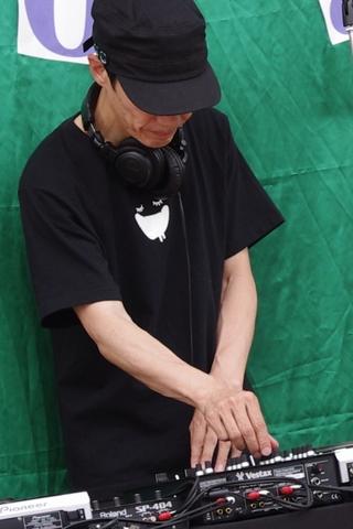 専属(?)DJ