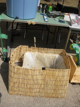 緑のカーテン栽培用自動給水システム