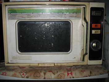 電子レンジMR-400S
