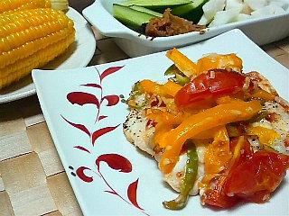 鶏胸肉料理2