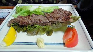 ステーキ定食