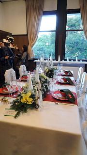 エリスマン邸テーブル