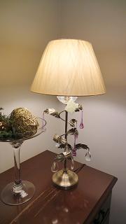 イギリス館ランプ