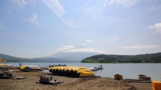 23日山中湖