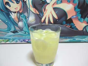 レモン牛乳ハイ