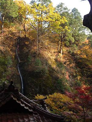 榛名神社の紅葉