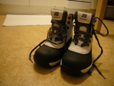 雪国仕様靴