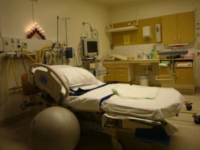 分娩用の部屋