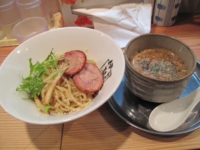 煮干しポタつけ麺