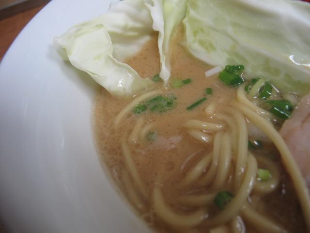 味噌のスープ