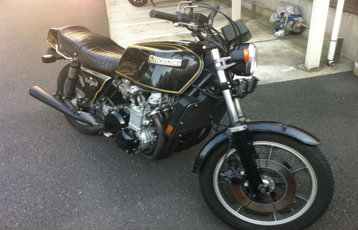 KZ1300 KINTANK SPECIAL