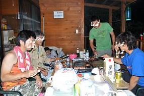 秋キャンプ20096