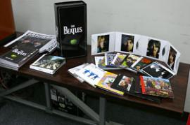 Beatles CDset