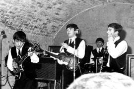 Beatles in Cavern