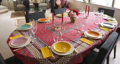 フランス人マダムの料理教室
