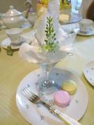 初夏のロマンティックテーブル