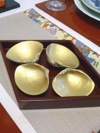 桃の節句のテーブルコーディネート