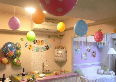 1歳お誕生日会