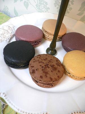 チョコレート&マカロン