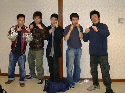 平塚スパーリング大会(09.12.6)