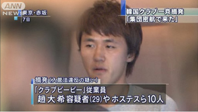 趙大希容疑者(29)