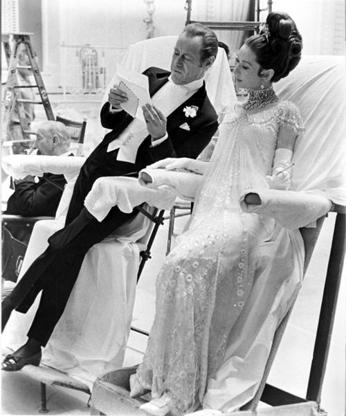 182Audrey Hepburn Rex Harrison