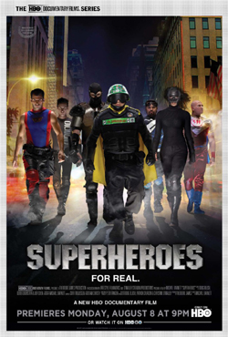 194Superheroes poster
