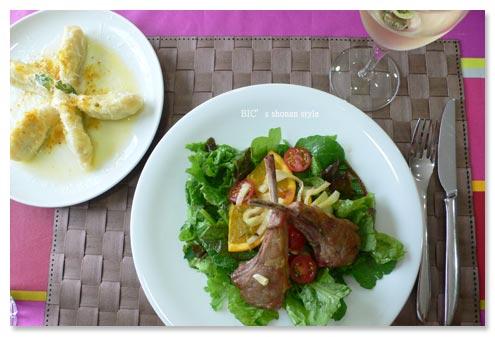 サルディーニャ島,料理