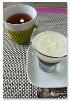 レユニオン島の料理,コーヒーゼリー