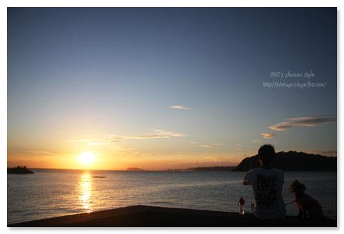 富士山,夕暮