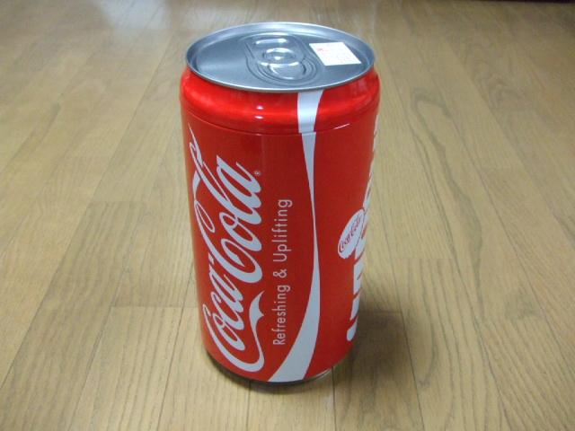 コカコーラ缶
