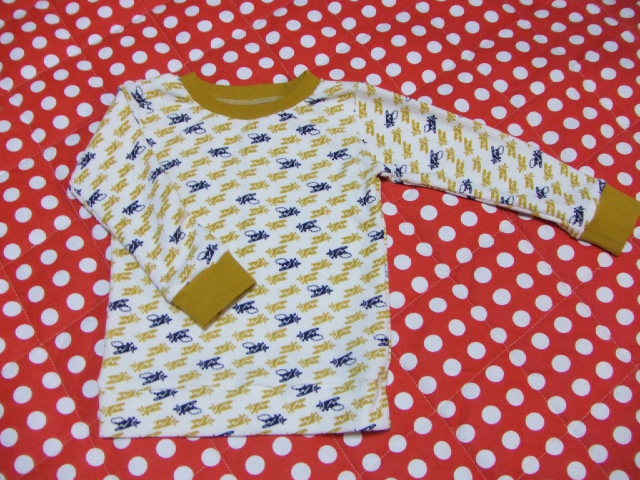 hibi+定番Tシャツ 110