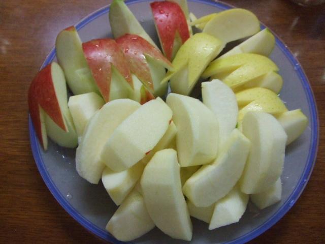 特別栽培の青森りんご