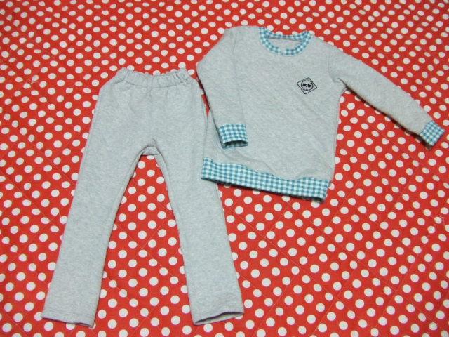 息子のパジャマ110サイズ
