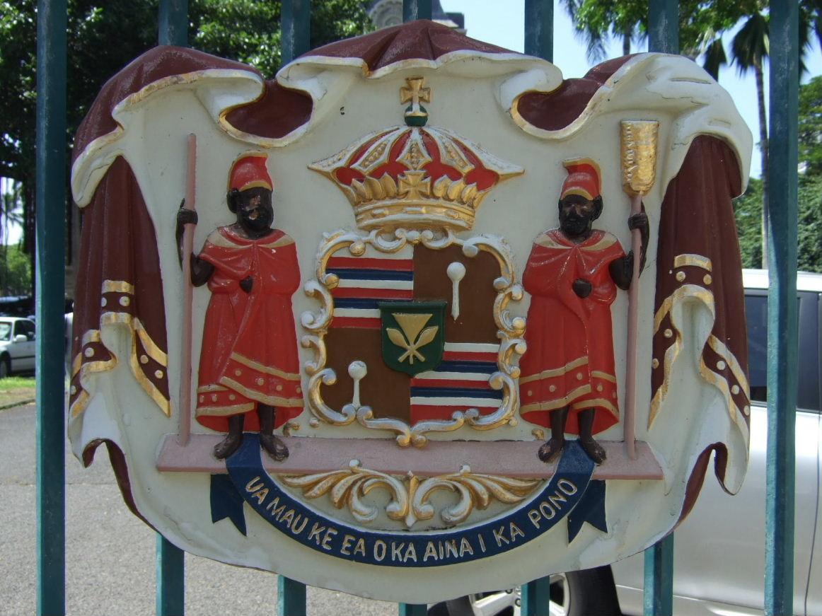 イオラニ宮殿紋章