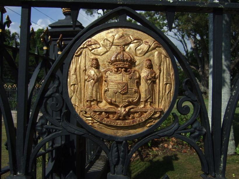 王朝廟紋章
