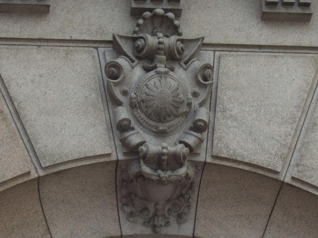 横浜正金銀行本店ロゴ