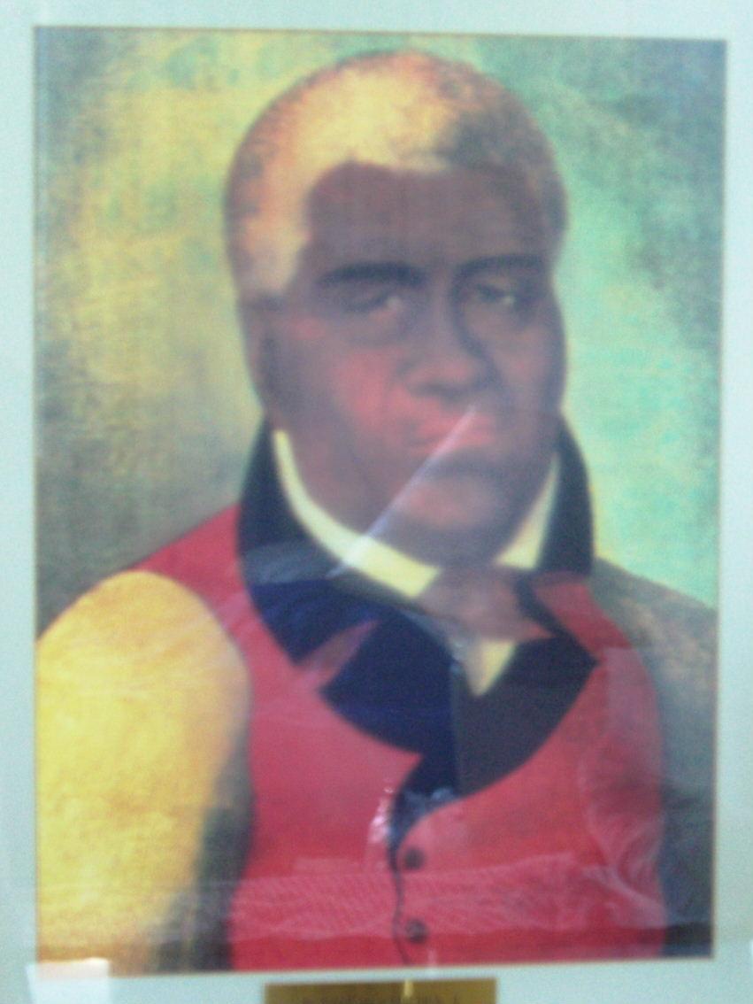 カメハメハ肖像