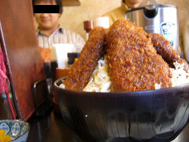 ガロのソースカツ丼