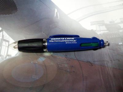 ヤマトクルーのボールペン