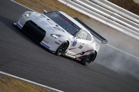 FIA GT1 GT-R