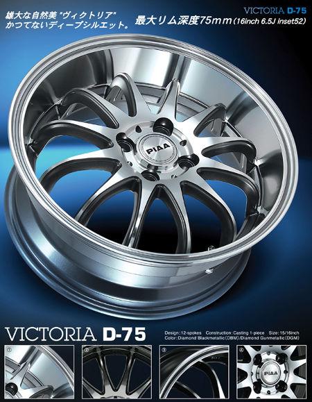 VICTORIA D-75