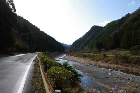 R480井谷付近
