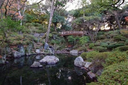 紅葉谷庭園